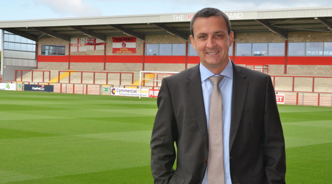 Chairman Andy Pilley is creating 50 new jobs